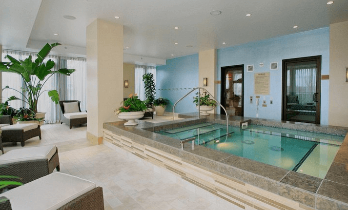 wellness centres pools and spas